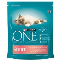 Purina ONE Cu Somon Si Cereale Integrale, 800 g