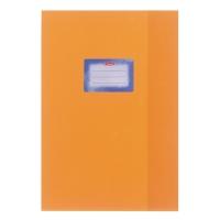 Coperta pp A4 portocalie herlitz