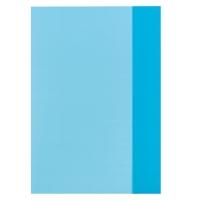 Coperta pp A4 albastru translucid Herlitz