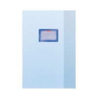 Coperta pp A5 albastru deschis Herlitz