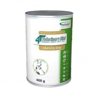 4T Veterinary Diet Obesity Dog Miel si Pui, 400 g