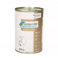 4T Veterinary Diet Recovery Dog Pui, 400 g