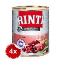 Pachet 4 Conserve Rinti cu Vita 800 g