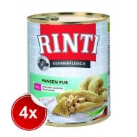 Pachet 4 Conserve Rinti cu Burta de Vita 800 g