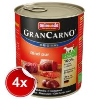 Pachet 4 Conserve Grancarno Adult Vita 800 g