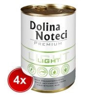 Pachet 4 Conserve Dolina Noteci Light 400 g