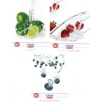 Caiet A4 80 file dictando, motiv Fresh Fruits