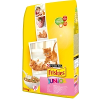 Friskies Cat Junior, 10 Kg