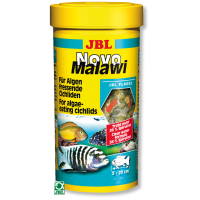 Hrana pentru pesti JBL NovoMalawi, 250 ml