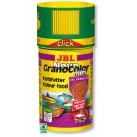 Hrana pentru pesti JBL NovoGranoColor mini Click, 100 ml