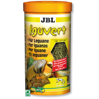 Hrana pentru reptile JBL Iguvert, 250 ml