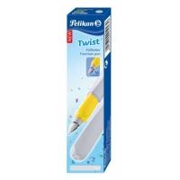Stilou Twist pearl, grip ergonomic, in cutie de carton