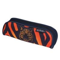Necessaire arcuit dimensiune 21x7x7cm, motiv Tiger