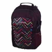 Rucsac Be.Bag ergonomic dimensiune 34x45x20cm, motiv Fellow Kaleidoscope
