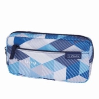 Necessaire Be.Bag Fellow dimensiune 21x11,5x4,5cm, motiv Blue Checked