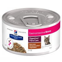 Hill's PD Feline Gastrointestinal Biome Stew, 82 g