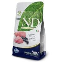 N&D Grain Free Cat Adult, Miel si Coacaze, 5 kg