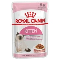 Royal Canin Kitten in Gravy, 85 g
