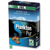 Hrana pentru pesti JBL PlanktonPur S5, 8 plicuri x 5 g