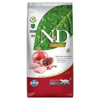 N&D Cat Grain Free Pui si Rodie, 10 kg