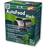 Hranitor automat JBL negru/ AutoFood Black