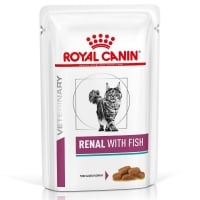 Royal Canin Veterinary Diet Renal Fish, 85 g