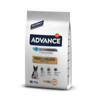Advance Dog Bulldog Francez, 7.5 kg