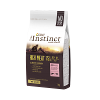 True Instinct Cat High Meat cu Somon si Ton, 7 kg
