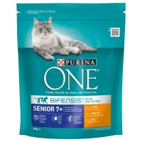 Purina ONE Senior 7+, 800 g