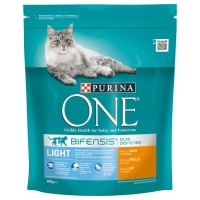 Purina ONE Light Cu Pui, 800 g