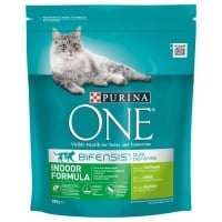 Purina ONE Indoor, 800 g
