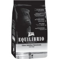 Equilibrio Adult Dogs Sensitive cu Somon 25 kg