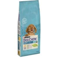 Pachet 2 x Dog Chow Puppy Pui 14 kg