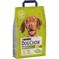 Dog Chow Adult Pui, 2.5 kg