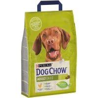 Dog Chow Adult Pui, 2.5 kg