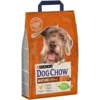 Dog Chow Mature Adult Pui, 2.5 kg