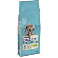 Dog Chow Puppy Large Breed Curcan, 14 kg