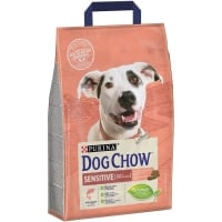 Dog Chow Adult Sensitive Somon, 2.5 kg