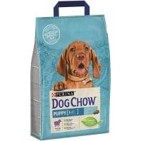 Dog Chow Puppy Talie Medie cu Miel, 2.5 kg