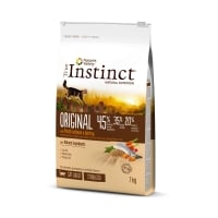 True Instinct Original Cat Sterilizat Somon, 7 kg