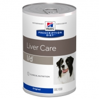 Hill's PD Canine l/d Probleme Hepatice, 370 g