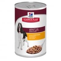 Hill's SP Canine Adult cu Pui, 370 g