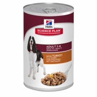 Hill's SP Canine Adult cu Curcan, 370 g