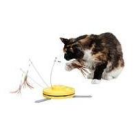 Jucarie Kerbl pentru Pisici Catch the Tail 2in1, 70x35 cm