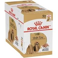 Pachet Royal Canin Shih Tzu Loaf, Plic 12 x 85 g