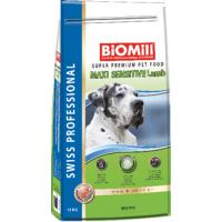 Biomill Swiss Professional Maxi Sensitive Miel, 12 kg