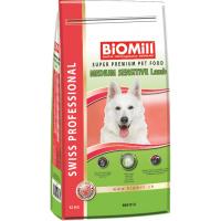 Biomill Swiss Professional Medium Sensitive Miel, 12 kg