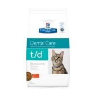 Hill's PD Feline t/d - Boli Stomatologice, 5 kg