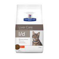 Hill's PD Feline l/d - Probleme Hepatice, 1.5 kg