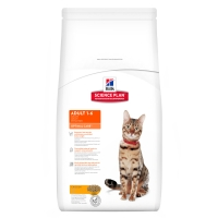 Hill's SP Feline Adult Opti Care cu Pui, 15 kg